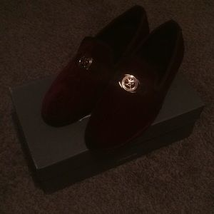 Stacy Adams Burgundy